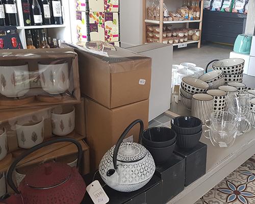 Accessoires proposés par votre épicerie à Leforest