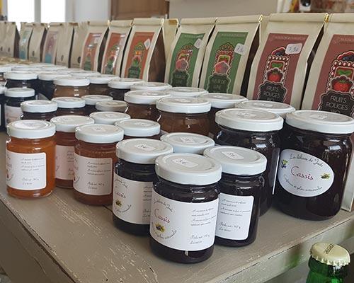 Épicerie sucrée de L'Îlot Saveurs à Leforest